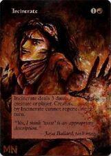 Incinération altérée - Altered Incinerate - Chandra Naalar - Masamune Magic mtg