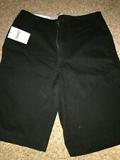 BNWT Black Chino Shorts