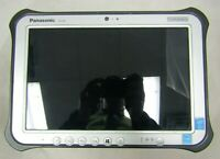Panasonic FZ-G1 Touchpad 8GB RAM 2.00 GHz i5-4310U 256GB SSD No OS