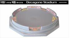 "Toymeca Decagone Battle Stadium BigSize 25"" For Beyblade stadium Big size"