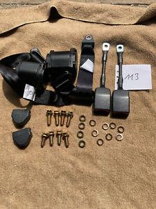 Mercedes SL Pagode 113 230 50 80 Anschnallgurte Gurt Gurte 2 Set Schloß 3 Punkt