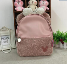 """New Tokyo Sea Limited Shelliemay Plush Bow School Backpack 11"""" Traveling Bag"""