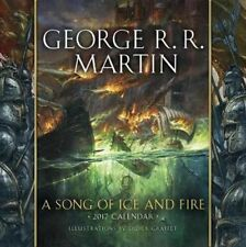 A Song of Ice and Fire Fiction Books 2011-Now