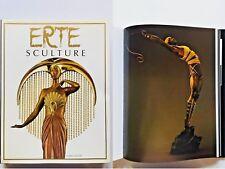 Erté Sculture Fabbri Editori 1987 Alastair Duncan Bronzo Formes Picturales