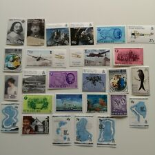 More details for 50 different seychelles stamps collection
