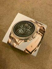 Michael Kors Access Runway Smartwatch 41mm Stainless Steel - Rose Gold MKT5052