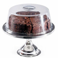 Cake Stand & Dome Cover 12"