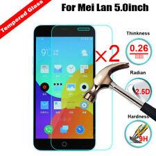 2XPremium Waterproof Tempered Glass Slim Screen Protector For Meizu/Meizu MeiLan