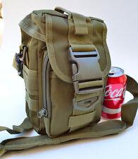 Acid Tactical® MOLLE First Aid Bag Pouch Trauma Medic Utility OD Green