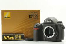 【UNUSED in BOX S/N 34645】 Nikon F6 35mm SLR Film Camera Body Strap From JAPAN