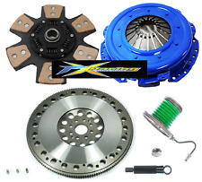 FX STAGE 3 CLUTCH KIT & RACING FLYWHEE for 2011-14 FORD MUSTANG GT BOSS 5.0L 302