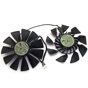 T129215SU For ASUS GTX780 GTX780TI R9 280 290 280X 290X Graphics Card Cool Fan