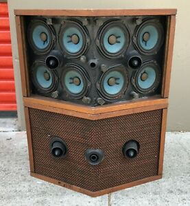 Bose 901 Series III Rare Direct Reflecting Speakers