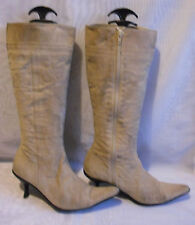 Russell & Bromley Women's Mid Heel (1.5-3 in.) Knee High Boots Shoes