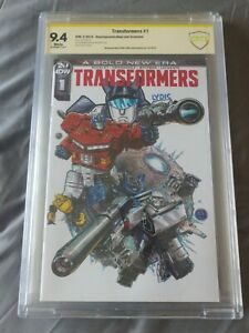 Transformers 1 Variant CBCS 9.4 Jazz Sketch By B Steve Lydic IDW