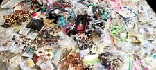 1.5 Lbs Mixed Jewelry Lot All Wearable New, Modern, Used, Vintage