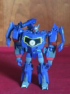 Hasbro Transformers RID Robots In Disguise Warrior Class Soundwave