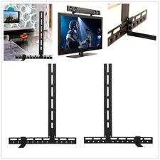 Simple TV Sound Bar Mount Brackets Home Audio Speaker Stands for Samsung Sony