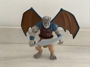 Disney Gargoyles Hudson Figure 1995 Kenner Complete With Sword
