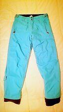 NEW Columbia Women's Omni-Tech Ski & Snowboard Pants TIFFANY BLUE! FREE SHIPPING