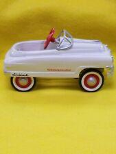 1994 hallmark Kiddie Car Signed By Ed Weirick 1950 Torpedo