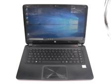 """HP ENVY 6-1126SA LAPTOP WIN.10 AMD A6 WEBCAM 4GB 500GB 15.6"""" BEATS HDMI 12235"""