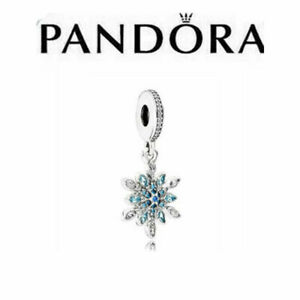 2021 New Genuine Pandora Dangle Charm S925 ALE Sterling Silver With Gift Pouch