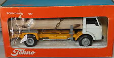 Tekno 917 FORD D810 SERIES TRUCK with Removable Timber Load Near Mint in Box