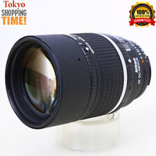 Nikon AF DC Nikkor 135mm F/2 D Lens Excellent Condition from Japan