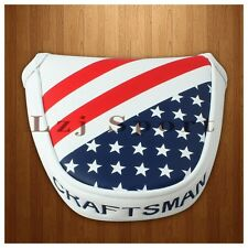 USA SHIP Golf Mallet Putter Headcover For Ping Rife Scotty Cameron Kombi X5 X5R