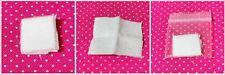 Barbie Vintage Evening Splendour #961 White Linen Handkerchief Hanky Mint Repro
