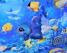 LITTLEST PET SHOP BLUE GLITTER #2129 FIGURE