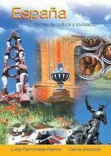 Espana : Temas de cultura y civilizacin by Luisa Piemontese Ramos, Carlos Arbol