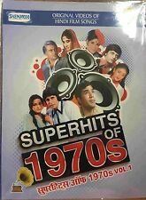Superhits Of 1970s - Original Bollywood Songs DVD ALL/0