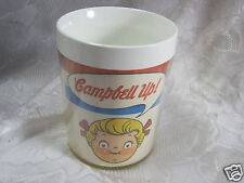 Cambell's Soup mug vintage advertising premium