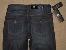 Rock & Republic Size 2 M Kasandra Bootcut Stretch Womens Jeans New With Tags