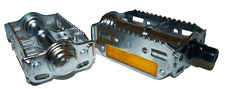 Old School Victor Rattrap 1/2 Pedals / Heavy Duty BMX 1/2 Pedals NEW!