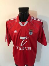 Maillot Foot Ancien Benfica Taille XL