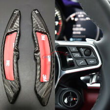 Carbon For Ejection Cayenne Panamera Macan 718 911 Steering Wheel Paddle Shifter