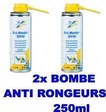 2x Bombe Spray Anti Martre et Rongeurs 250ml FORD SCORPIO I  CH