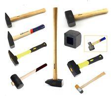 Schlosserhammer Hammer Vorschlaghammer Ausbeulhammer Gummiaufsatz für Fäustel