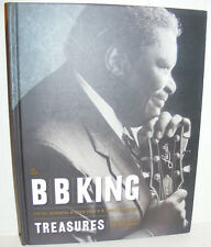 The B. B. King Treasures Photos, Mementos and Music, B. B. King HC.1st. Signed