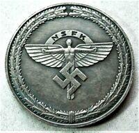 WW2 GERMAN COMMEMORATIVE COLLECTORS REICHSMARK / COIN '42
