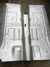 Escort MK1 Full Floor Floor Panel less Tunnel, fits 68-75 very limited stock RS