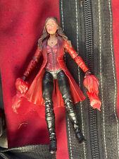 Marvel Legends Scarlet Witch Wanda Maximoff Civil War BAF Wave 6?