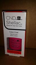 Creative CND Nail Shellac ~ FUTURE FUCHSIA ~ Soak Off Gel Polish .25 oz
