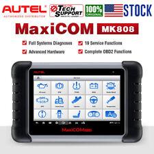Autel MaxiCOM MK808 MX808 OBD2 II Auto Car OBD2 Scanner Diagnostic Tool IMMO Key