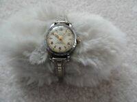 Swiss Made Vintage Embe 17 Jewels Incabloc Ladies Wind Up Watch