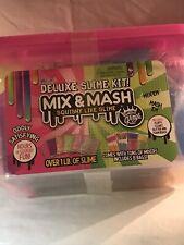 Deluxe Slime Kit—Mix & Mash Squishy Like Slime