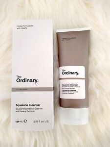 The Ordinary Squalane Cleanser 150 ml New